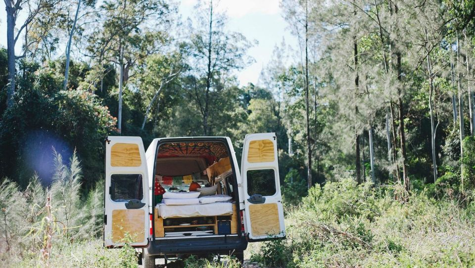 Van lifers with a strong social media presence are turning their lifestyle into a living.