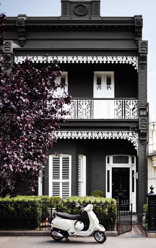 Photo By Dulux Paint Por Exterior House Colours