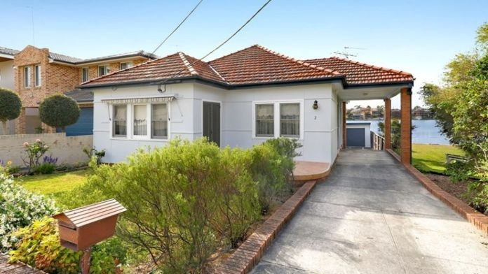 Rhiff Larkins of Location Real Estate sold this original condition home at 2 Vaudan Street, Kogarah Bay for $3,065,000 - $1,065,000 above reserve.