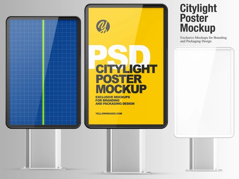 Download Square Brochure Mockup Free Download Yellowimages
