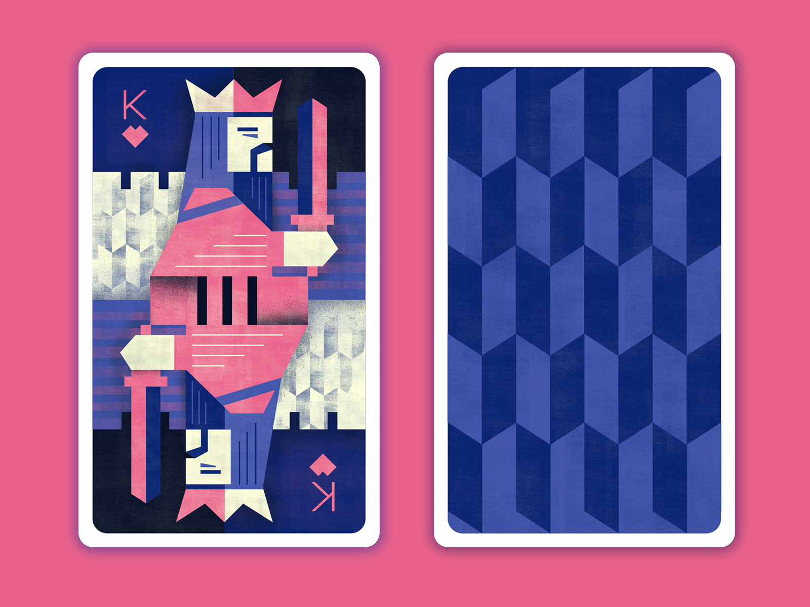 Playing Cards Weekly Warm Up By Pedro Flores On Dribbble