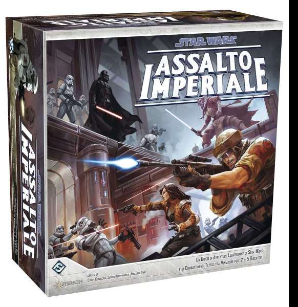 Star Wars  Imperial Assault Game   DudeIWantThat com     Star Wars  Imperial Assault Game