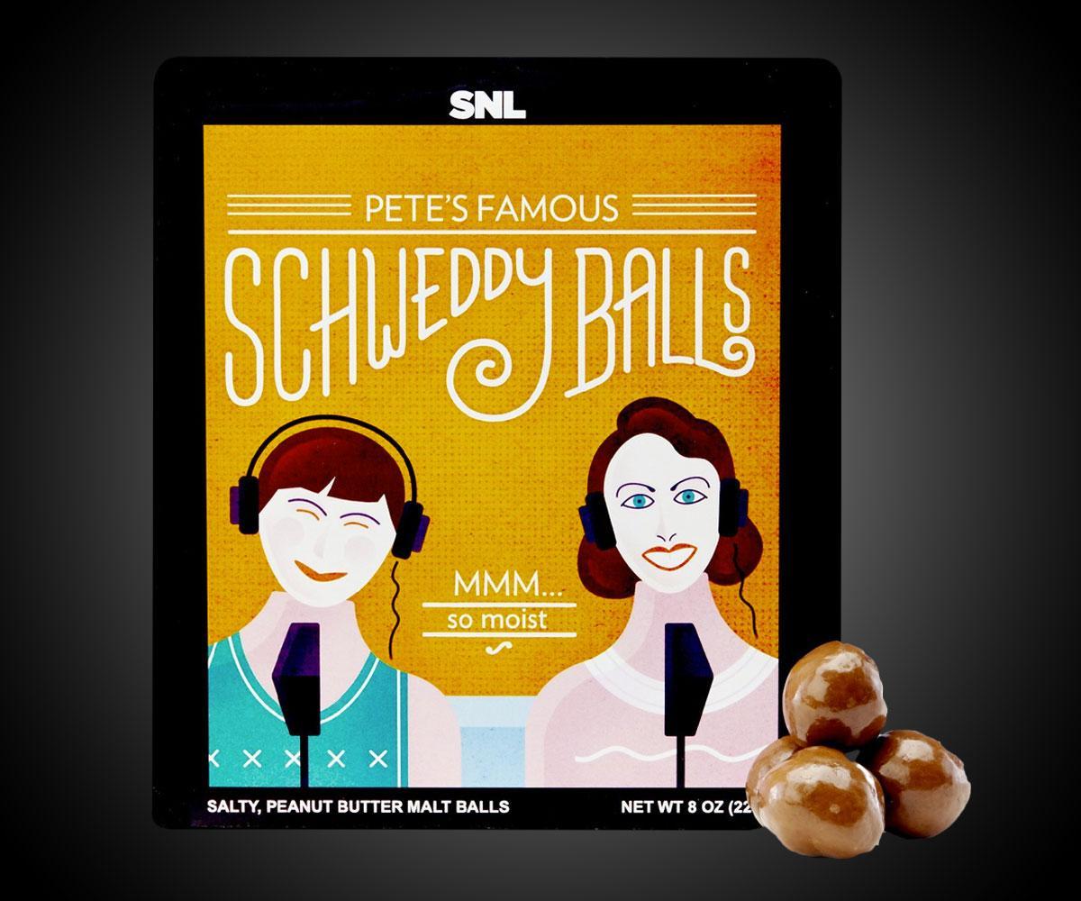 Schweddy Balls Peanut Butter Malt Balls Dudeiwantthat Com