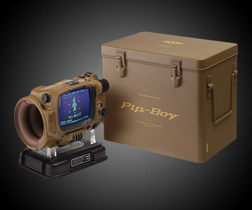 Pip Boy Deluxe Bluetooth Edition