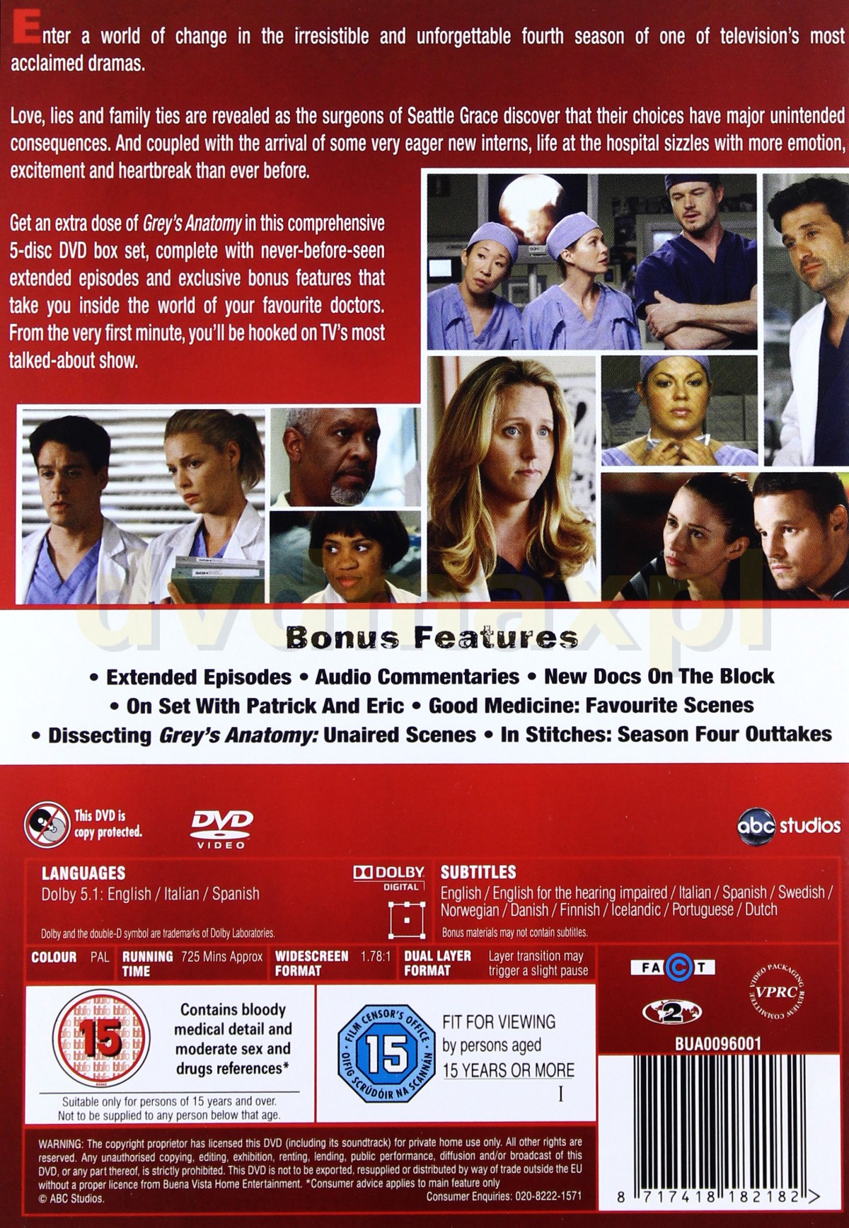 Watch Greys Anatomy Online Free Series 1 – Fountama27 Blog