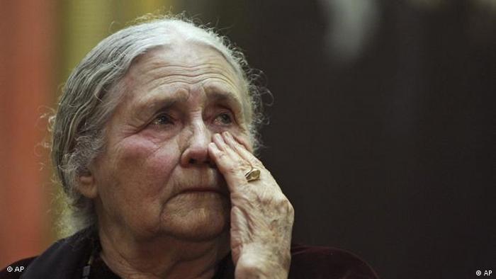 Doris Lessing (Photo: AP Photo/Matt Dunham)