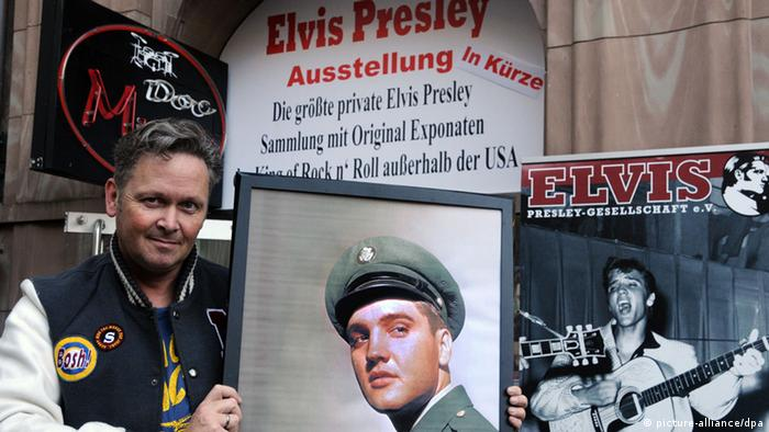 Elvis Presley Museum opening (picture-alliance/dpa)