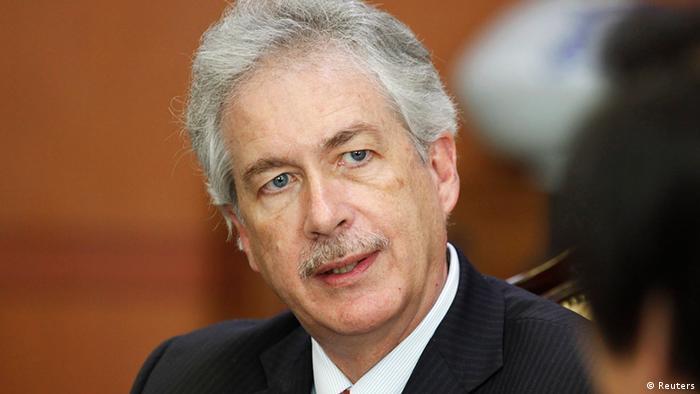 William Burns, head of the CIA in Joe Biden's government.