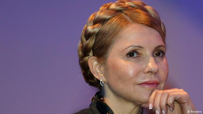 Ukraine: Julia Timoschenko