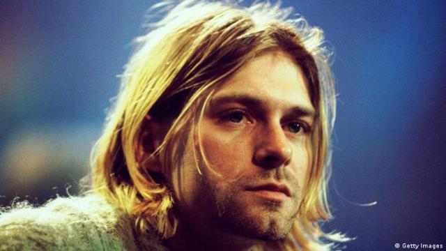 Nevermind auf ewig: Kurt Cobains 25. Todestag   Musik   DW   05.04.2019