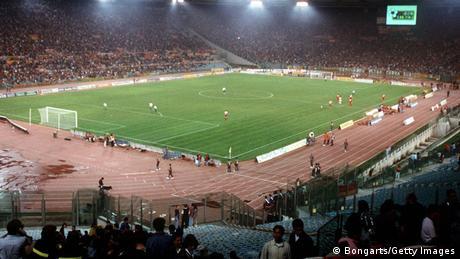Rome — Olympic Stadium