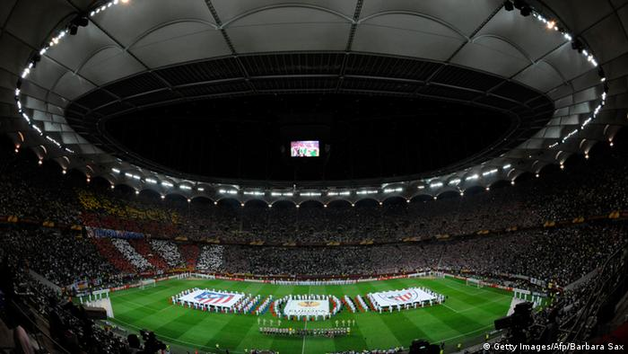 Bucharest — National Stadium