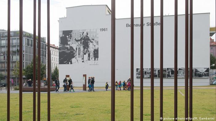 Berlin Wall Memorial (picture-alliance/dpa/M. Gambarini)