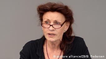 Sol Parti Federal Meclis Milletvekili Ulla Jelpke