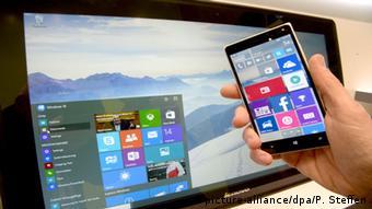 Παρουσίαση του λογισμικού Windows 10