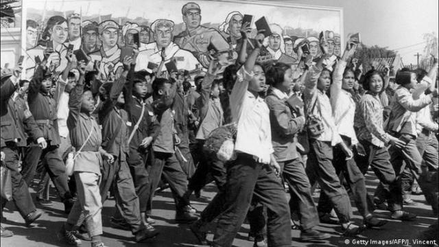 China Kulurrevolution Rote Garde