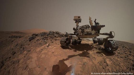 Keingintahuan Misi Mars NASA