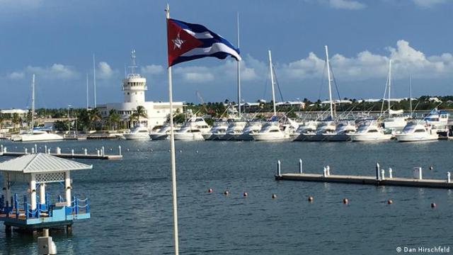 Harbor Varadero, Cuba (Dan Hirschfeld)