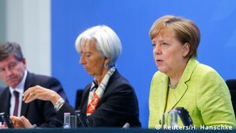 Αγκάθι για τον Γιούνκερ η ανάμειξη του ΔΝΤ στα της Ευρώπης