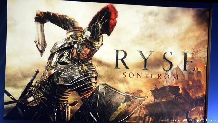 Computer game Ryse: Son of Rome