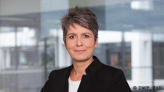 DW's Washington Bureau Chief Ines Pohl