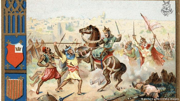 Από το 1070 οι Χριστιανοί αισθάνονται να απειλούνται ολοένα και περισσότερο. Ο Πάπας Ουρβανός Β κήρυξε την Α΄ Σταυροφορία με στόχο να έχουν πρόσβαση στους Αγίους Τόπους. Οι Ευρωπαίοι μέσα σε 200 χρόνια έκαναν συνολικά πέντε Σταυροφορίες. Το 1244 οι Σταυροφόροι ηττώνται οριστικά και τον έλεγχο ανακτούν οι Οθωμανοί.