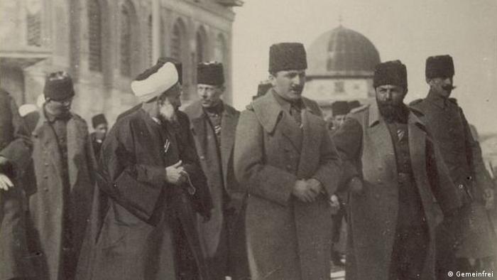 Μετά την κατάκτηση της Αιγύπτου και του αραβικού κόσμου από τους Οθωμανούς, η Ιερουσαλήμ γίνεται το 1535 η διοικητική έδρα μιας οθωμανικής επαρχίας. Τα πρώτα χρόνια της οθωμανικής κυριαρχίας υπάρχει ανάπτυξη στην πόλη. Το 1917 οι Βρετανοί κατακτούν την πόλη αναίμακτα από τους Οθωμανούς.