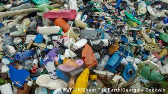 Ωκεανοί, πλαστικά, Κένυα
