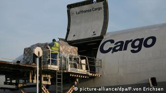 Ο κλάδος εμπορευματικών μεταφορών της Lufthansa Cargo κατέγραψε και πάλι λειτουργικά κέρδη ρεκόρ
