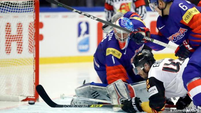 2018 IIHF World Championships | Ice hockey Germany - South Korea