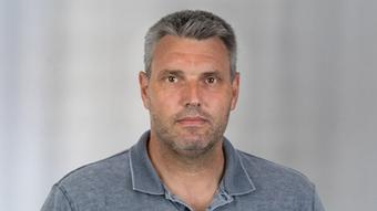 DW's Jörg Strohschein