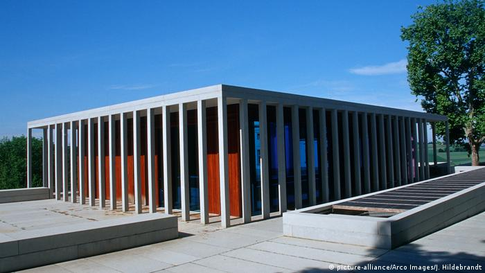 Literature museum in Marbach (picture-alliance/Arco Images/J. Hildebrandt)