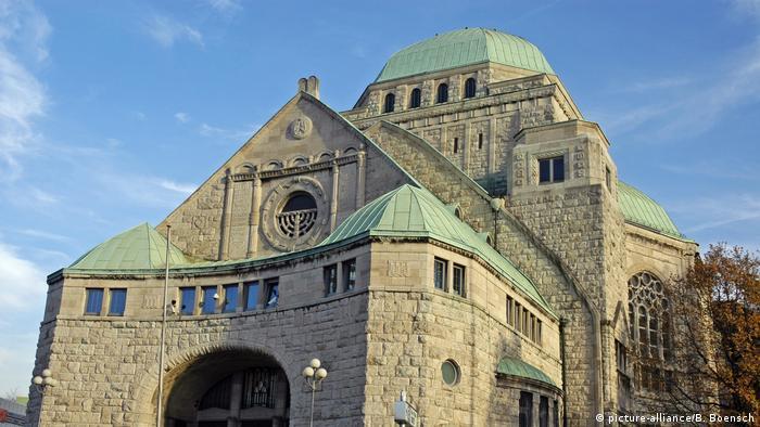 Alte Synagoge in Essen, Germany (picture-alliance/B. Boensch)