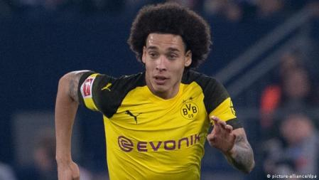Borussia Dortmund′s Axel Witsel: Being Winter Champion Is Nothing | Sports|  German Football And Major International Sports News | DW | 15.12.2018