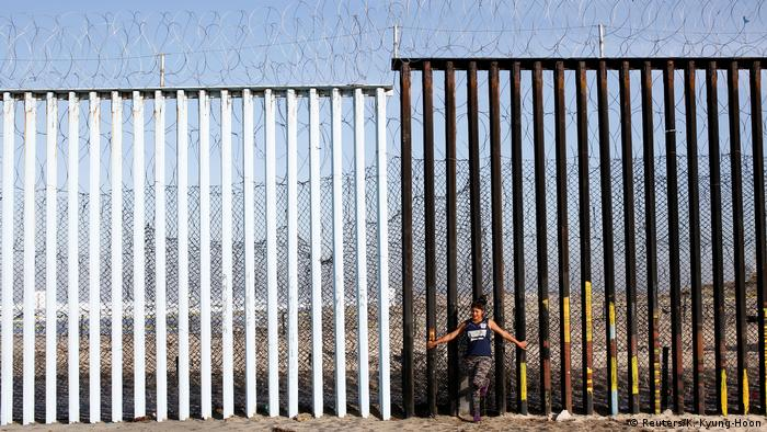 Mexiko Tijuana Migranten Träume & US-Pop Kultur