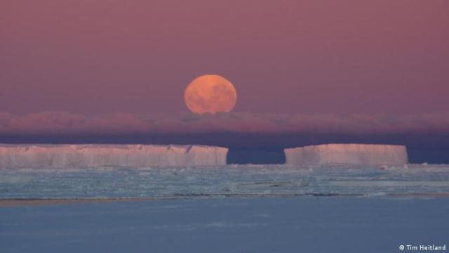 Neumayer-Station III in Antarctica (Tim Heitland)