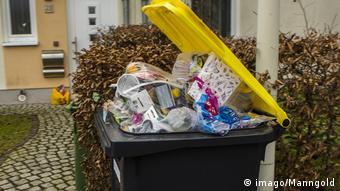 Γερμανία πλαστικά