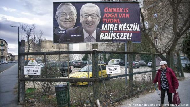 George Soros dünya çapındaki Yahudi karşıtı söylemler ve komplo teorilerinde kullanılıyor
