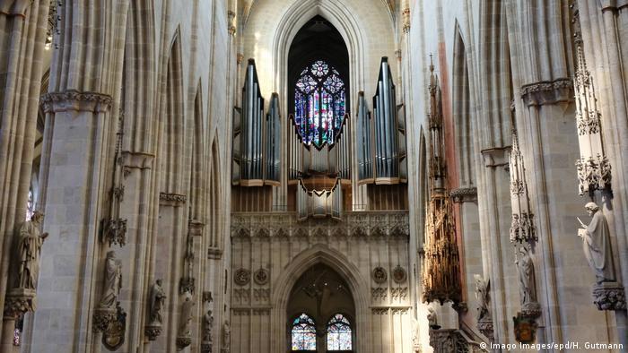 Germany Ulm Minster, Main Organ