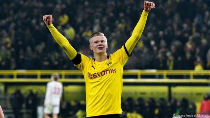 Erling Haaland: The love affair begins in Dortmund as a star is born |  Sports| German football and major international sports news | DW |  24.01.2020