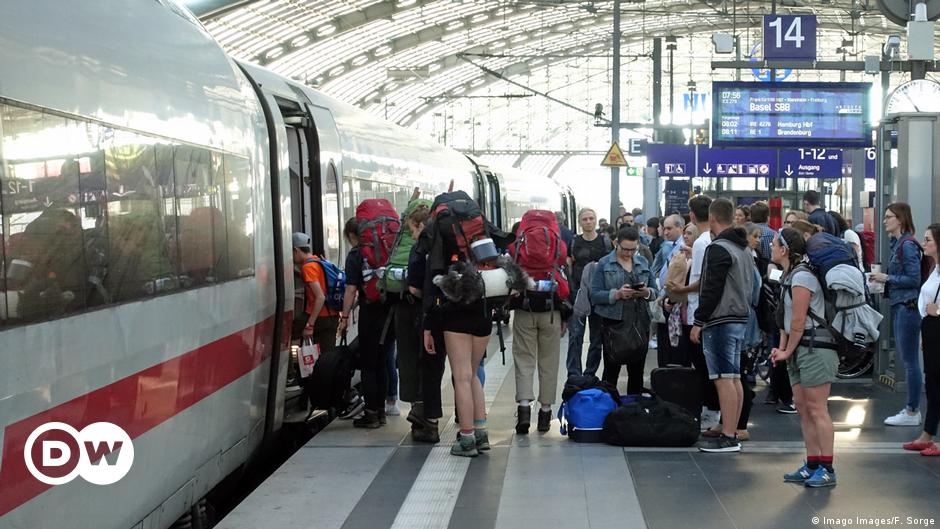 EU launches Year of Rail campaign amid drop in passenger numbers