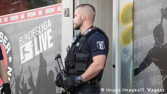 Έφοδος της αστυνομίας στο Βερολίνο