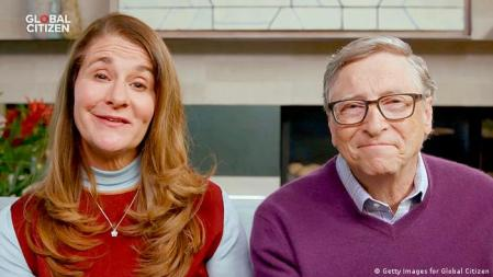 Bill And Melinda Gates Announce Divorce | News | DW | 03.05.2021