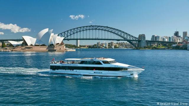 Sydney Harbour bridge and Opera House, Australia (SeaLink Travel Group)