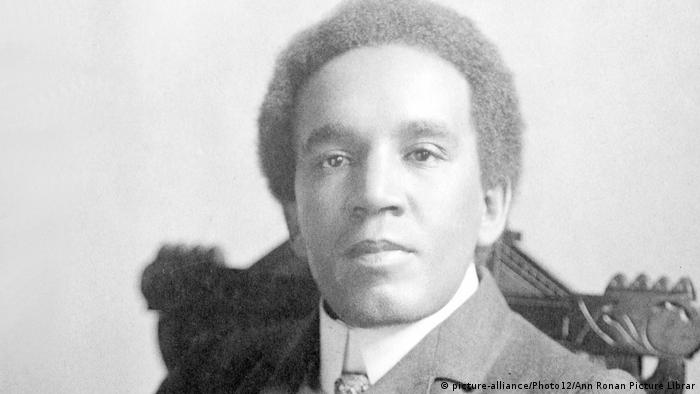 Photo of Samuel Coleridge-Taylor in young years (picture-alliance/Photo12/Ann Ronan Picture Librar)