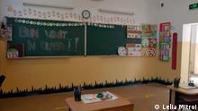 O clasa goala inainte de prima zi de scoala (Lelia Mitroi)