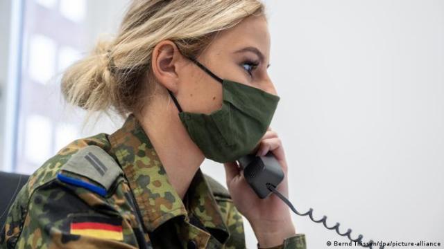 Bundeswehra pomoże NATO (Bernd Thissen/dpa/picture-alliance)