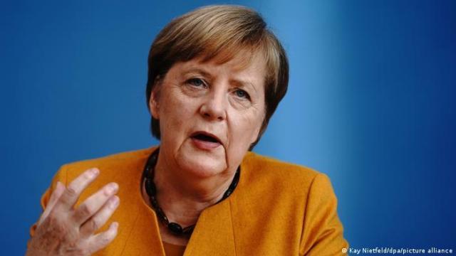 Angela Merkel: Prawo do demonstracji jest częścią wolnego społeczeństwa