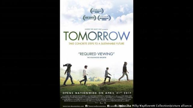 Film poster of Tomorrow