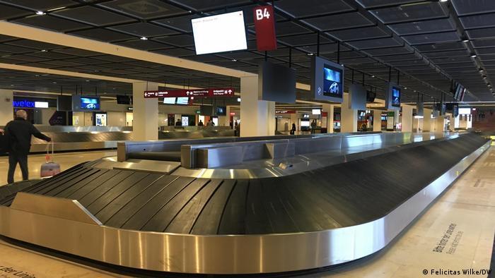 Airport Berlin Brandenburg, Germany